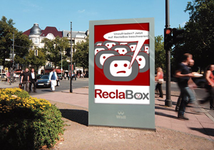reclabox wall poster